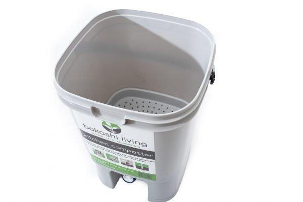 Bokashi Composter (inside)