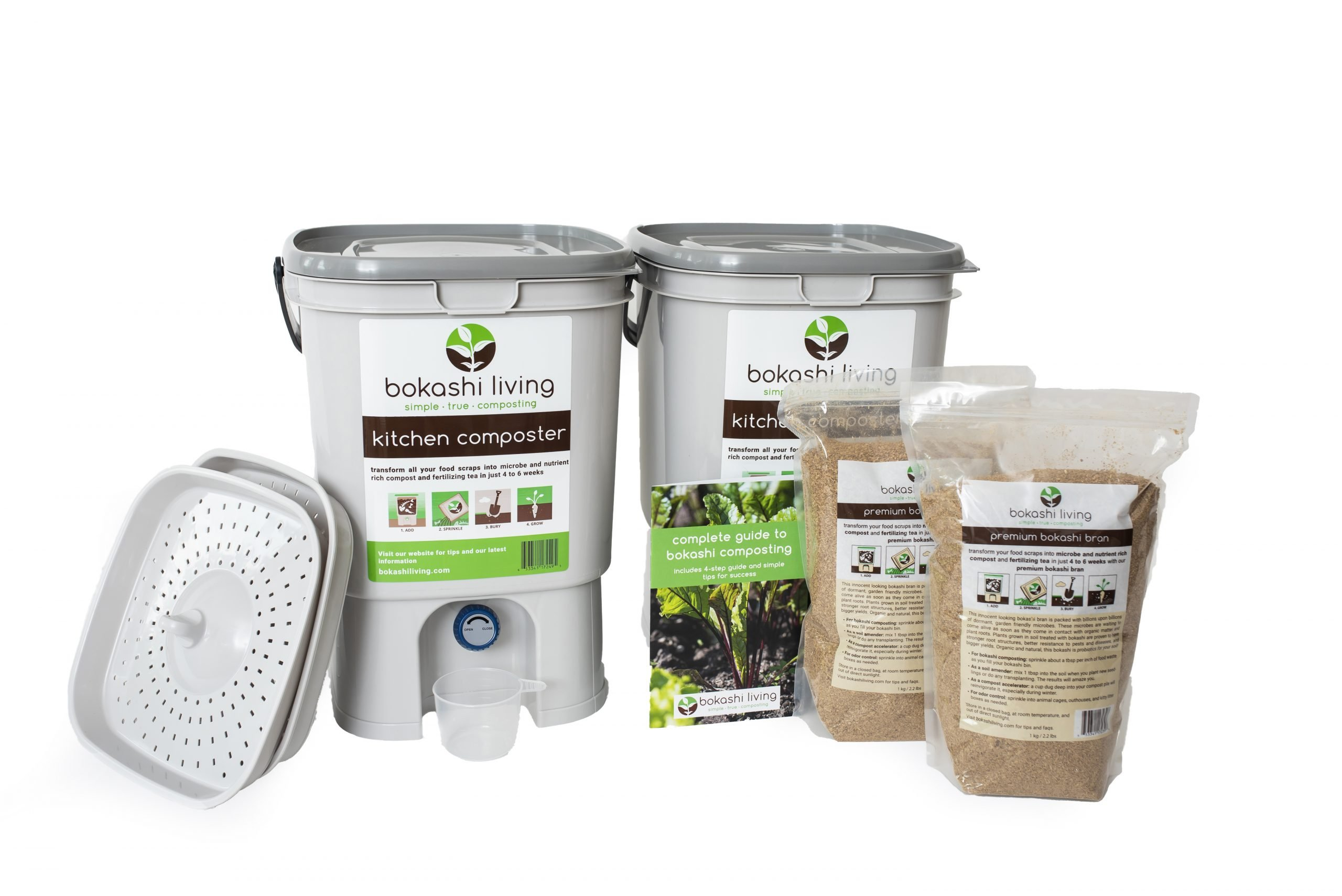 Bokashi Living Starter Kit