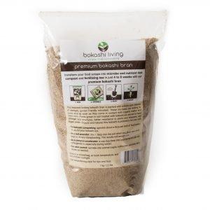 Premium Bokashi Bran (1 bag)