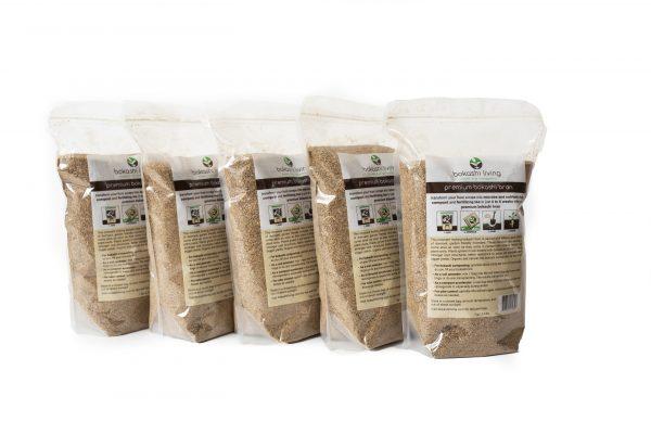 Premium Bokashi Bran (5 bags)