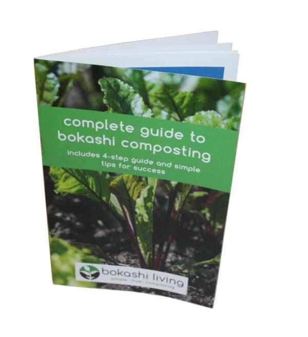 Bokashi composting guide