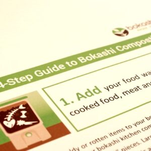4-step Guide to Bokashi Composting
