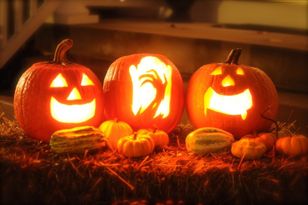 Sustainable halloween ideas