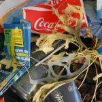 Plastic garbage: microplastics