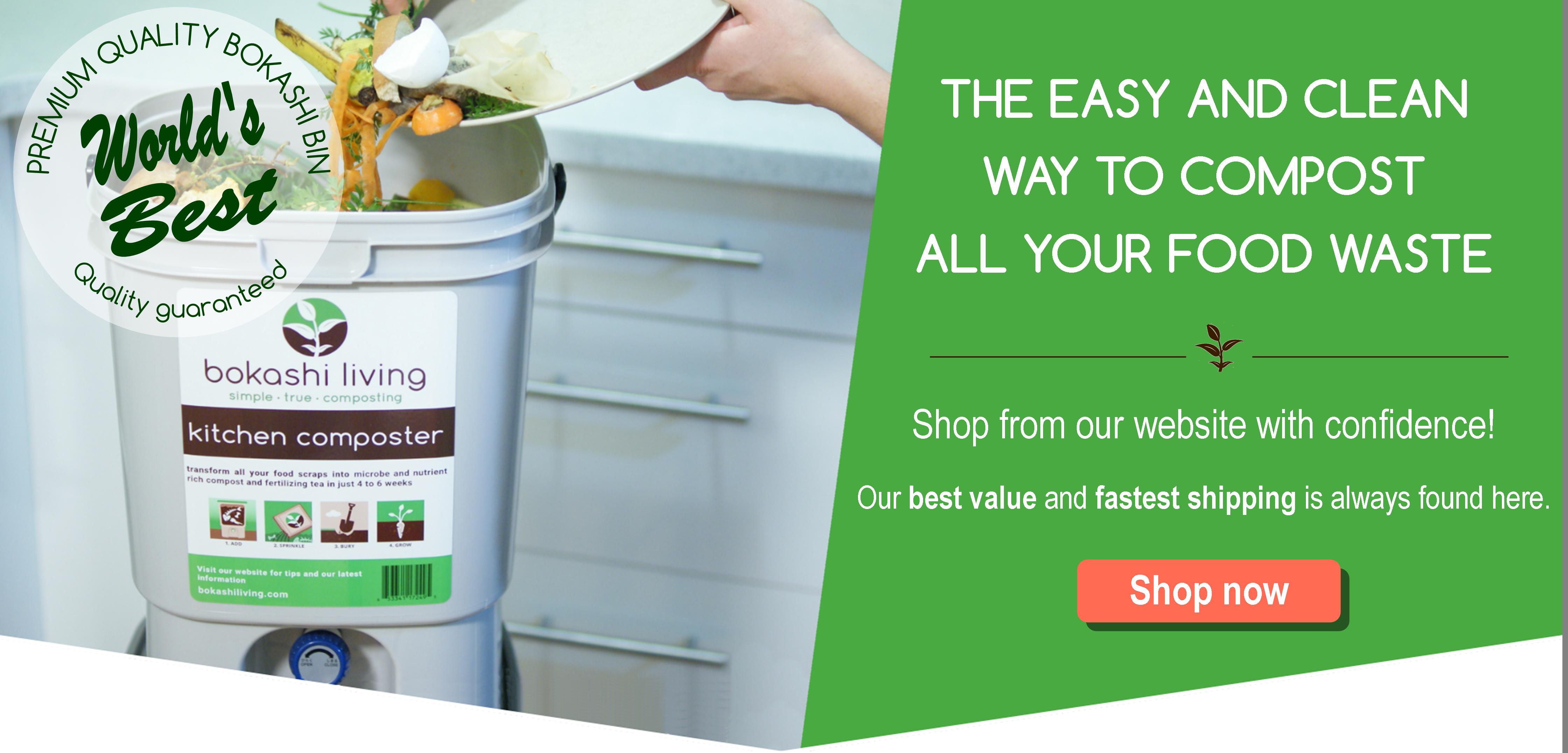 Bokashi Composting - Best quality